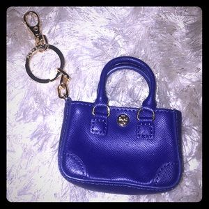 Tory Burch Purse Keychain